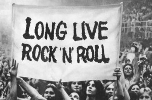 Let's keep real Rock n Roll giong!